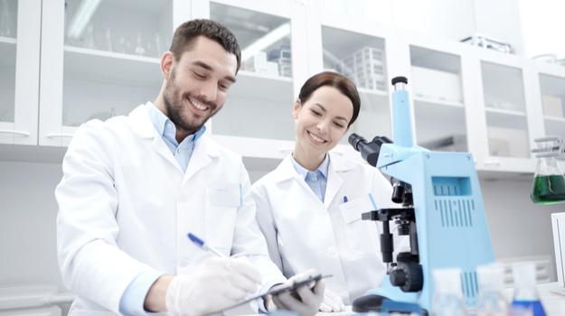 Biotech Company