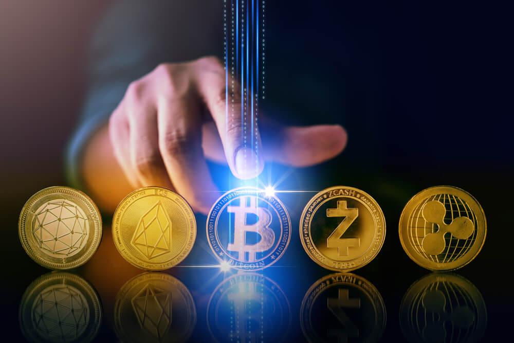 Cryptos BTC