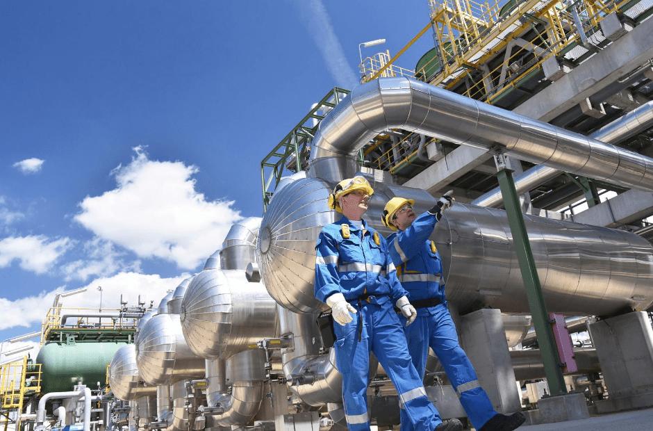 Gas Companies